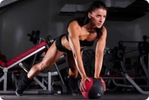 entrenamientos en el gym