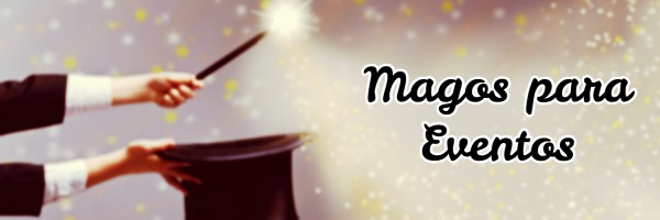Magos para Eventos, mago haciendo un truco de magia con un sombrero de copa y una varita mágica